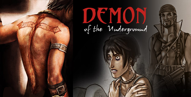 Introducing Demon of the Underground